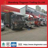 5 tonnellate Cina HOWO mini Van da vendere