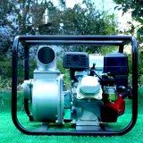 """ポータブル3の""""水ポンプ6.5HPのガソリン機関の水ポンプ"""