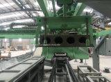 Partition entièrement automatique Ligne de production de dalles à noyau creux