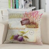 最上質カスタマイズされたデジタルによって印刷される装飾的なクッションカバー投球枕箱