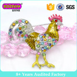 Rooster Hot Sale 2017 New Wholesale Bulk Brooch