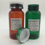 Food Grade 150cc пустого пластикового ПЭТ бутылки с навинчивающийся колпачок для продуктов с Health-Care SGS ISO