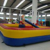Bouncer gonfiabile dei giochi di sport esterno