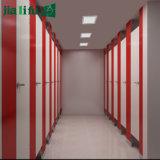 Divisória impermeável do toalete da estratificação HPL do estojo compato de Jialifu