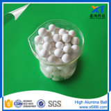 Sfera di ceramica dell'allumina di elevata purezza di 99%