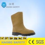 Провод фиолетового цвета ЭБУ системы впрыска высокого лодыжки промышленной безопасности обувь