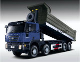 Iveco Genlyon 8X4 팁 주는 사람 트럭 또는 덤프 트럭