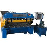 China Fabricante Cor Dixin/folha de metal máquina de formação de rolos de aço galvanizado