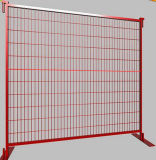 PVC上塗を施してある一時塀のパネル