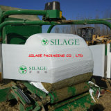 Pellicola di stirata del silaggio della pellicola dell'involucro della balla di agricoltura della pellicola del silaggio