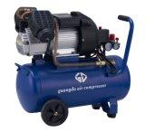 De Ce Goedgekeurde 50L 3HP Directe Gedreven Compressor van de Lucht (ZVA50)