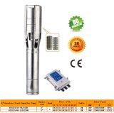 太陽DCの水ポンプキット、太陽浸水許容のポンプ施設管理6インチの太陽ポンプ、アウトレット3インチ