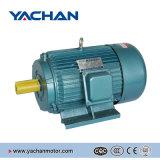 Электрический двигатель индукции утвержденной y серии CE трехфазный