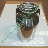 Milk fresco Using Stainless Steel Transport Can con Sealing Ring