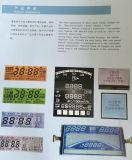 LCD het Wit van de Vertoning op blauwe LCD van de MAÏSKOLF van het Karakter Module