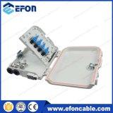 1*4 coffret d'extrémité de fibre optique du diviseur FTTH d'AP du diviseur 1*8 mini (FDB-08B)