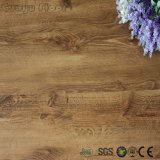 4,0 mm Grain du bois Commercial PVC lâche de planches de jeter au sol en vinyle