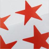 Het Document van de Sticker van het Zelfklevende Etiket van de Grootte van het Ontwerp van de douane A4