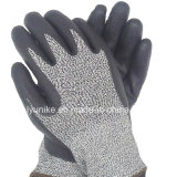 Нейлоновые рабочие перчатки из латекса из пеноматериала благодаря усовершенствованному дохода