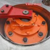 Tamis vibrant de riz d'acier inoxydable de noix de coco de farine circulaire rotatoire de tapioca