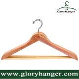 Crochet de suspension en bois bon marché pour l'hôtel/Home/magasin de vêtements