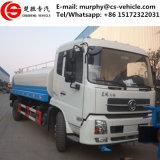 Dongfeng Diesel Euro 3, 5m3 de capacidad del depósito de agua El agua camión navegador