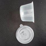 Großhandels18oz 500ml Wegwerf-pp. Plastikfilterglocke-Nahrungsmittelbehälter mit Kappe