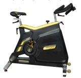 Professional Usando o Cinto de segurança Máquina Fitness Comercial Spinning Bike