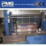 Machine à emballer automatique de rétrécissement de la chaleur de film de PE avec le bac papier ondulé