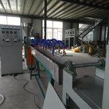 Schaumgummi-Vorstand Plastik-Profil Belüftung-hohle Dach-Blatt-Maschine des Belüftung-Rohr-WPC