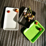 Cassetto di plastica a gettare variopinto della frutta del commestibile di Custtomed pp