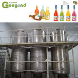 Kundenspezifische Obstwein-Verarbeitungsanlage für verschiedenes Obstwein-Erzeugnis