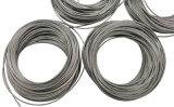 6X36 (14/7+7/7/1) - Iwrcの海洋の等級のステンレス鋼ワイヤーロープ
