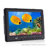 10.1 pouces IPS LCD HDMI 2560X1600 meilleurs films de l'écran Moniteur de la caméra vidéo