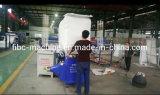 FIBC Bigbagのきれいな自動折り返しアーム大きい袋の内部クリーニング機械