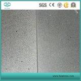 Luz/Escuro/Hainan azulejos de basalto cinza/preto para pavimentação/revestimento de paredes/materiais de construção