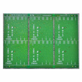 Camadas de múltiplos componentes eletrônicos de leds flexíveis RoHS placa PCB/CCC/ISO