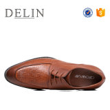 Diseñador personalizado a los hombres zapatos Derby de lujo