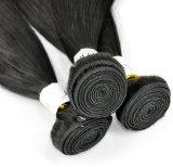 9Um cabelo natural tecer 100% virgem Brasileira Remy de cabelo humano Ramal 2018 Nova chegada Lbh 002