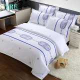 対か二重熱い販売するか、またはSize Cotton 3D女王または王は寝具セットを印刷した