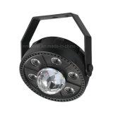 Heiße 3 in 1 NENNWERT RGB-LED können mit dem Drehen der magischen Kugel-Studio-Beleuchtung für Partei beleuchten