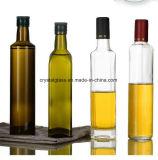 Freie Glasflaschen für Öl, Essig, Sojasoßen-Verpackung mit Schraubverschluss-