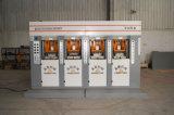 Автоматическая статической машины литьевого формования для единственного башмака в TPU/TR/PVC/TPR материала