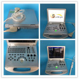 Медицинское оборудование 3D больницы цветного доплеровского ультразвукового аппарата Sun-906s