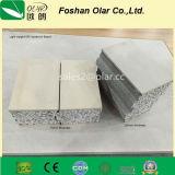 Résistance de son panneau sandwich de ciment EPS/ partition/ mur externe