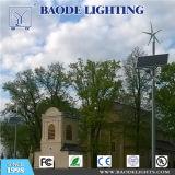 De LEIDENE van Pool van de Straat van de Lichten 10m van Baode 100W Nieuwe Zonne LEIDENE van de Lamp Spaander van de Straatlantaarn CREE