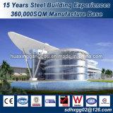 専門家によってカスタマイズされるドイツコード鋼鉄建物の建設