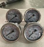 1.6MPa産業基準の液体によって満たされる圧力計
