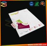 Haute qualité de découpe du papier imprimé du bloc-notes de conception de calendrier