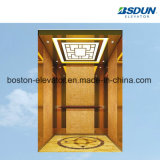 Золото титана травления наружного зеркала заднего вида со стороны пассажира элеватора соломы